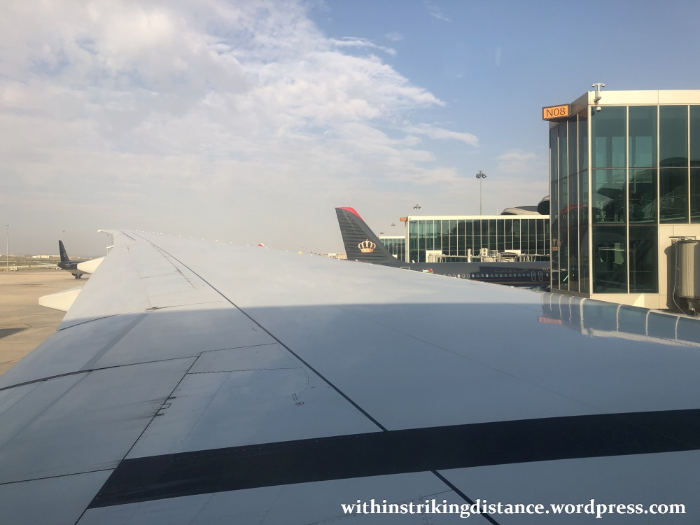 Flight Report Amm Dxb On Emirates Flight Ek 904 03 April