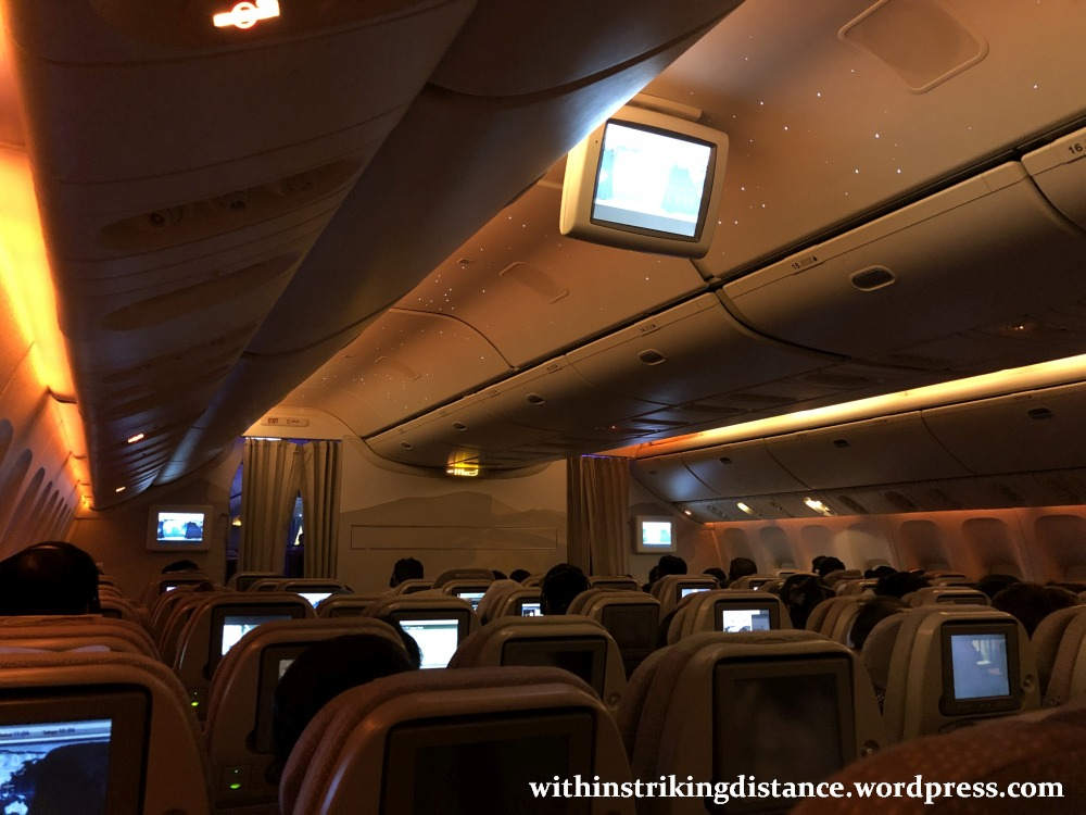 Flight Report: DXB-MNL on Emirates Flight EK 332 (04 April 2019