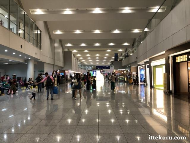 Airport Guide Naia Mnl Terminal 3 International Departures